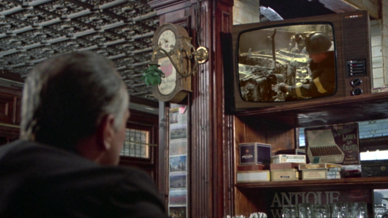 RCA TV in Once Upon a Time in America (2)