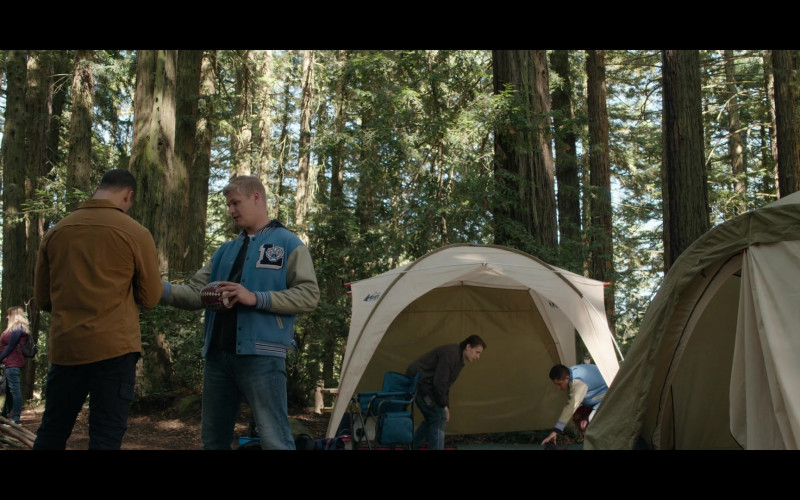 REI Tent in 13 Reasons Why S04E04
