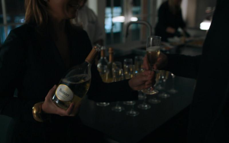 Ruinart Champagne in Billions S05E07 (2)