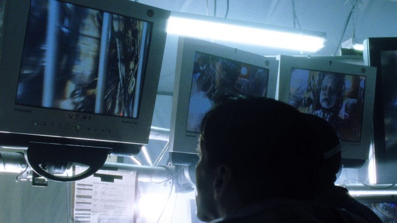 Samsung Computer Monitors in A.I. Artificial Intelligence Movie (1)