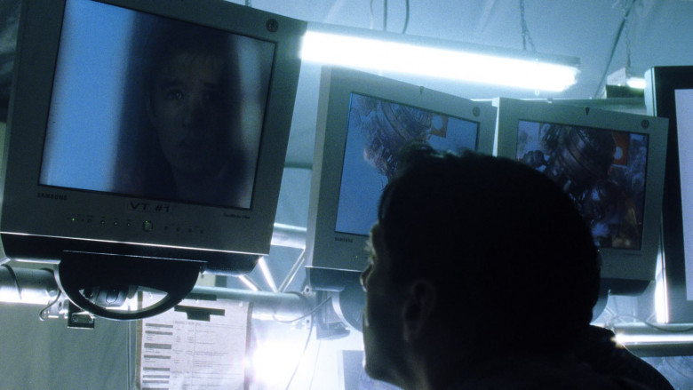 Samsung Computer Monitors in A.I. Artificial Intelligence Movie (2)