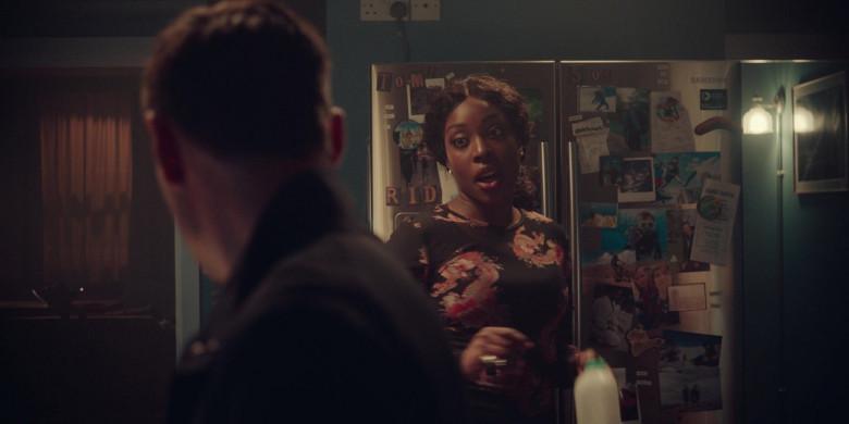 Samsung Refrigerator in Alex Rider S01E03 (2020)
