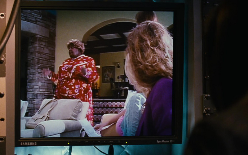 Samsung SyncMaster 191t Computer Monitor in Big Momma's House 2 (2006)