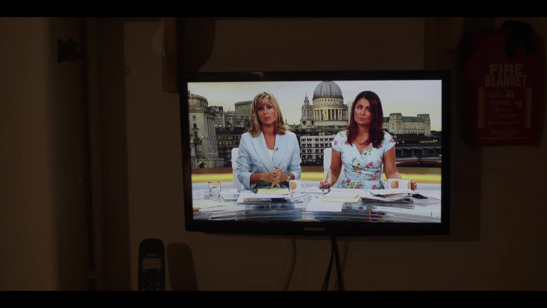 Samsung TV in The Salisbury Poisonings Episode 3 (2020)