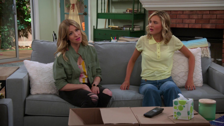 Seventh Generation Tissues in Alexa & Katie S04E06 The Smoke Show (2020)