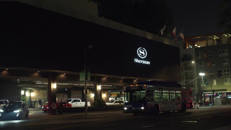Sheraton Hotel in Insecure S04E10 TV Show 2020 (2)