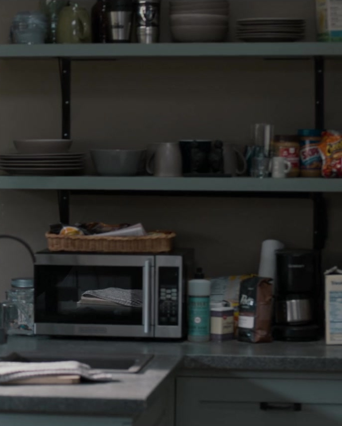 Skippy Peanut Butter, Cheetos and Peet's Coffee in 13 Reasons Why S04E01 TV Show