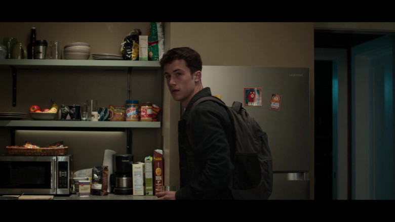 Skippy Peanut Butter, Peet's Coffee and Cheerios Cereal in 13 Reasons Why S04E02 College Tour (2020)