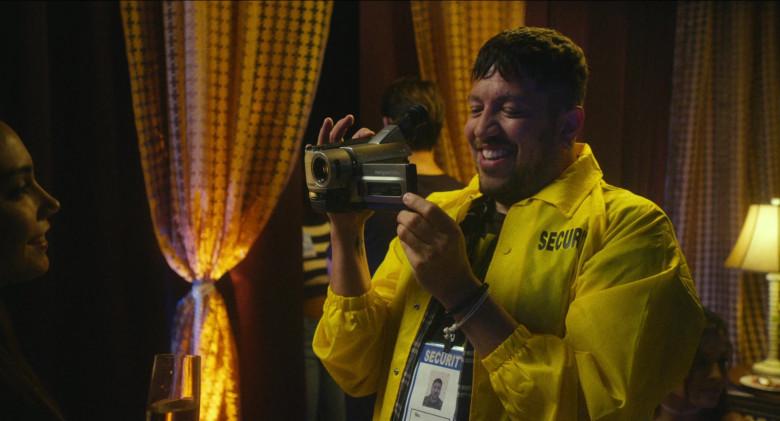 Sony Video Camera Used by Sal Vulcano in Impractical Jokers The Movie (2020)
