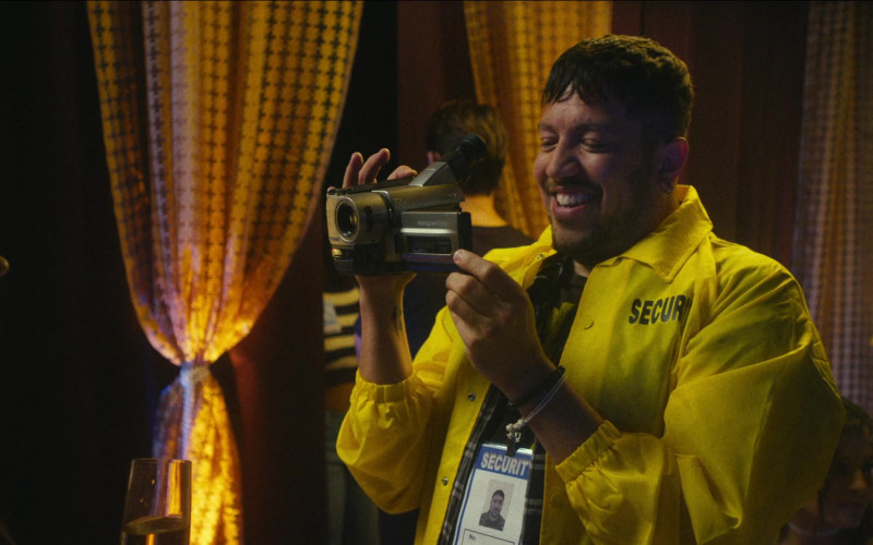 Sony Video Camera Used by Sal Vulcano in Impractical Jokers The Movie (2020)