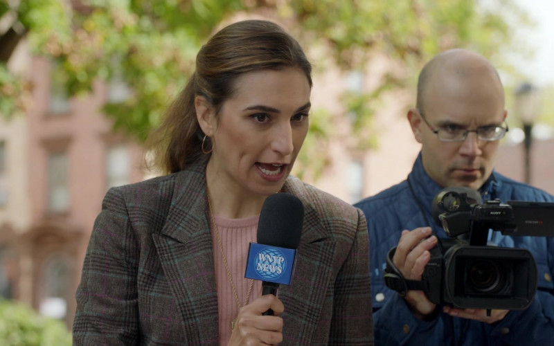 Sony Video Camera in Search Party S03E05 Public Appeal (2020)