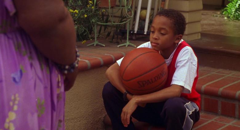 Spalding Basketball of Jascha Washington in Big Momma's House (2000)