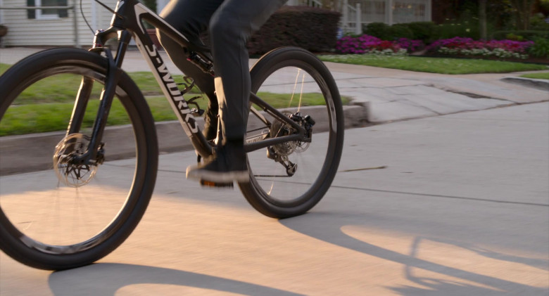 Specialized S-Works Bicycle Used by Josh Duhamel in Think Like a Dog Movie (1)