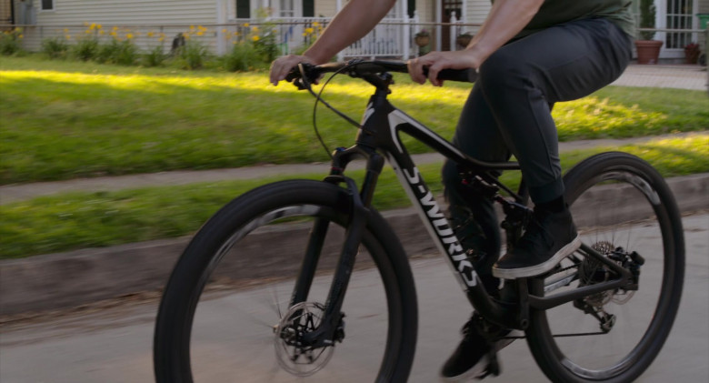Specialized S-Works Bicycle Used by Josh Duhamel in Think Like a Dog Movie (2)