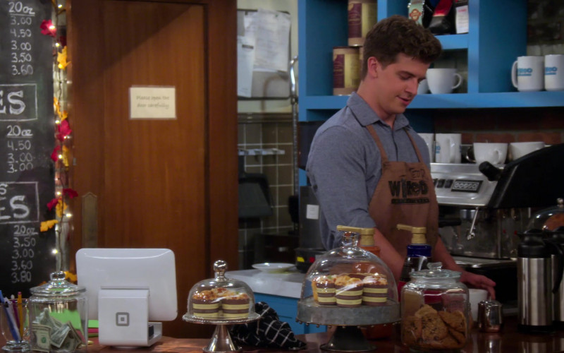 Square Stand POS System in Alexa & Katie S04E02 Rules for Better Barista-ing (3)