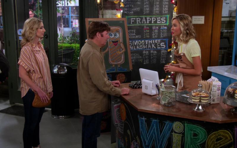 Square Stand in Alexa & Katie S04E06