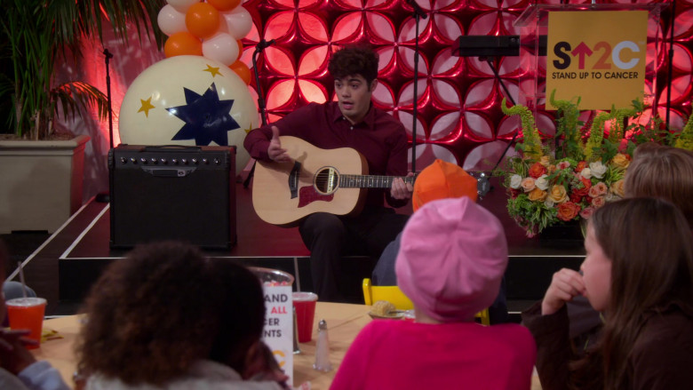Stand Up to Cancer Charitable Program of the Entertainment Industry Foundation in Alexa & Katie TV Show (7)