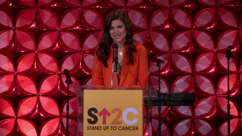 Stand Up to Cancer Charitable Program of the Entertainment Industry Foundation in Alexa & Katie TV Show (9)