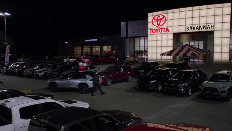 Toyota Dealer in Council of Dads S01E07 The Best-Laid Plans (2020)