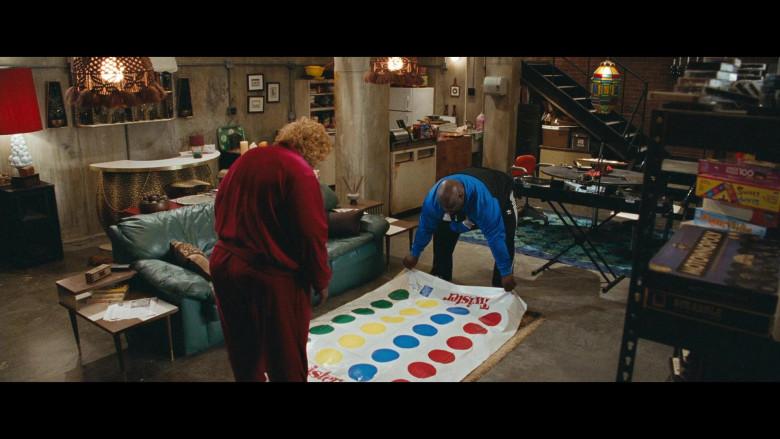 Twister Game by Milton Bradley Company in Big Mommas Like Father, Like Son Movie (1)