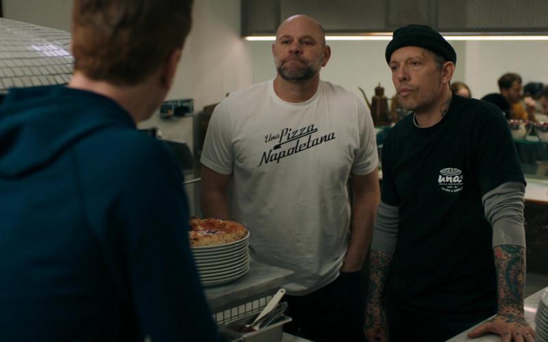 Una Pizza Napoletana Restaurant in Billions S05E06 The Nordic Model (2020)