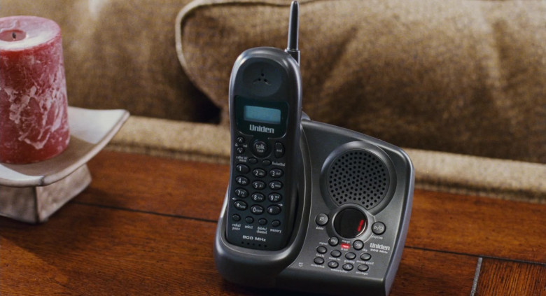 Uniden Phone in Big Momma's House 2 (2006)
