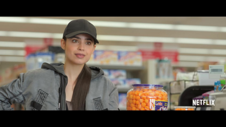 Utz Cheese Balls in Feel the Beat Movie (4)