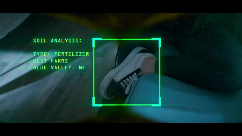 Vans Old Skool Platform Checkered Shoes of Brec Bassinger as Courtney Whitmore in Stargirl S01E05 Hourman and Dr. Mid-Nite (2020)