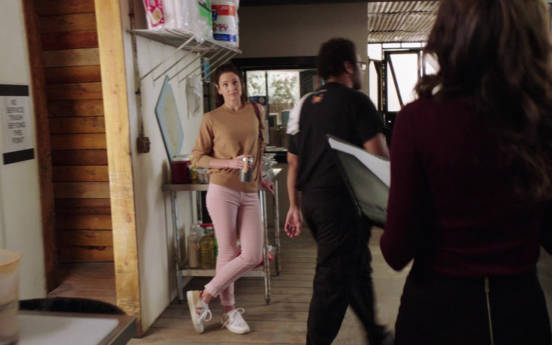 Veja Sneakers Worn by Sarah Wayne Callies in Council of Dads S01E07 The Best-Laid Plans (2020)