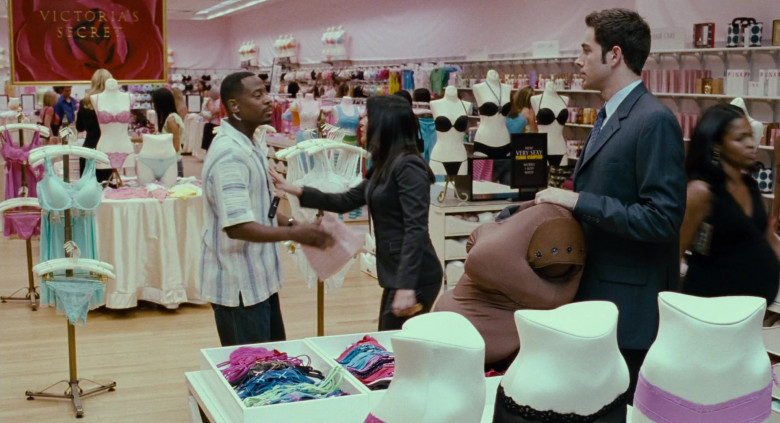 Victoria's Secret Lingerie Store in Big Momma's House 2 Movie (1)