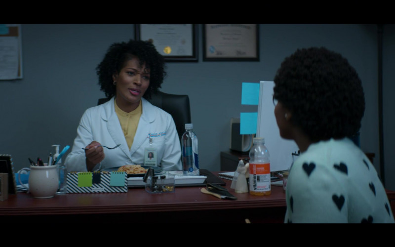 Vitaminwater Orange Water Drink in Stargirl S01E04 Wildcat (2020)