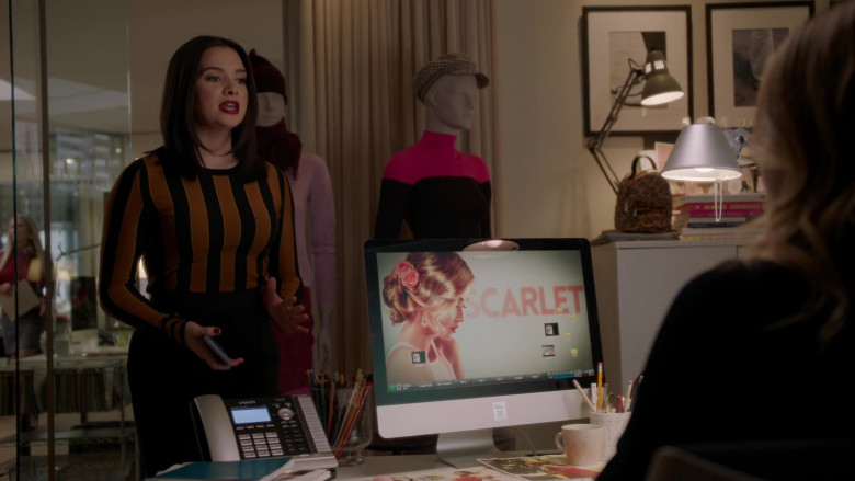 Vtech Phone in The Bold Type S04E11 Leveling Up (2020)