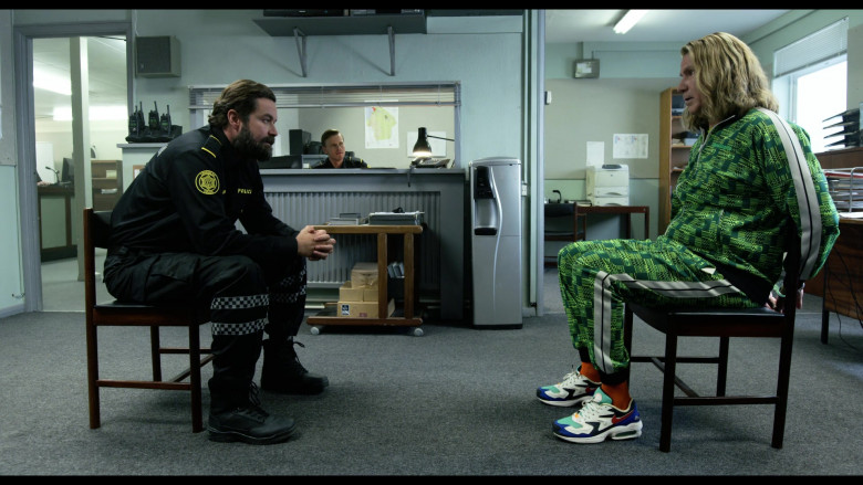 Will Ferrell Wears Nike Air Max 2 Light Sneakers in Eurovision Song Contest The Story of Fire Saga Movie (2)