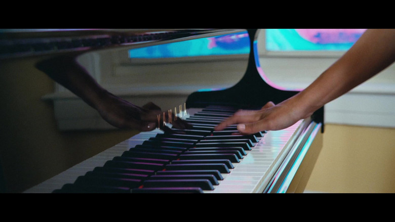 Yamaha Piano in Big Mommas Like Father, Like Son (2011)