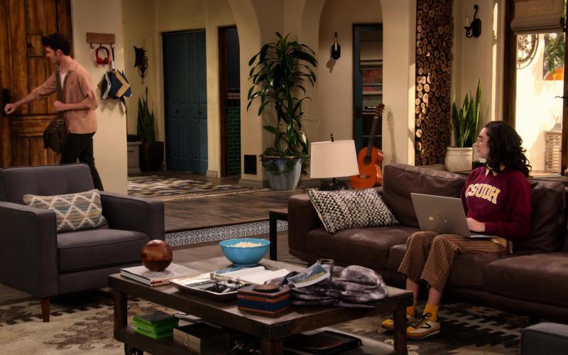 Actress Wears Tretorn Shoes in The Expanding Universe of Ashley Garcia Season 1 TV Show