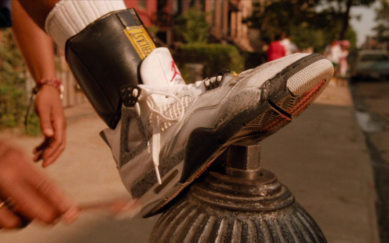 Air Jordan 4 Sneakers in Do the Right Thing (1)