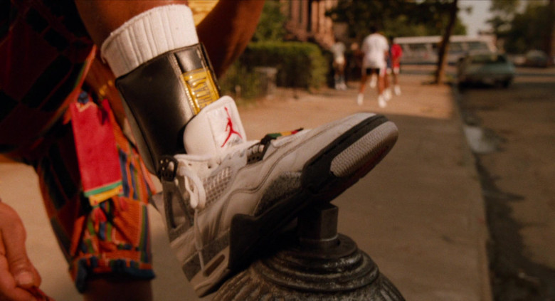 Air Jordan 4 Sneakers in Do the Right Thing (2)