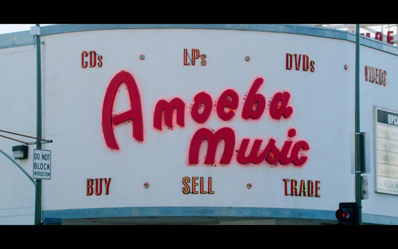 Amoeba Music Store (1)
