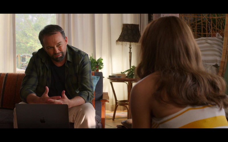 Apple MacBook Laptop Used by Actor in The Kissing Booth 2 (2020)