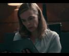 Apple iPad Tablet Used by Thekla Reuten as Jillian Salvius i...