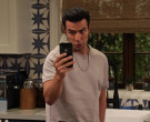 Apple iPhone Smartphone of Jencarlos Canela as Victor in The...