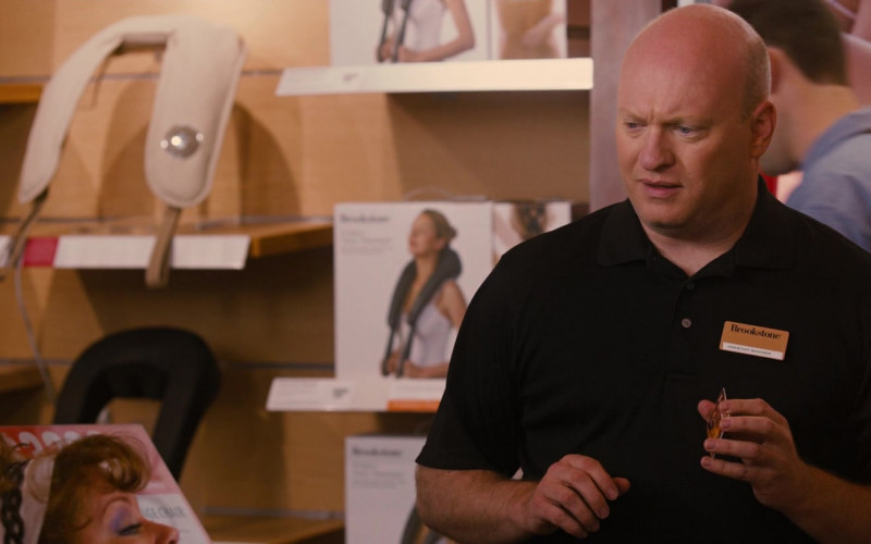 Brookstone Store in Identity Thief