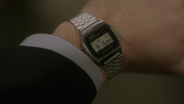 Casio Men's Watch in Corporate S03E01