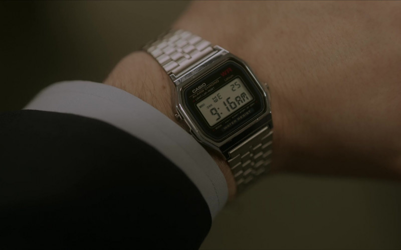 Casio Men's Watch in Corporate S03E01