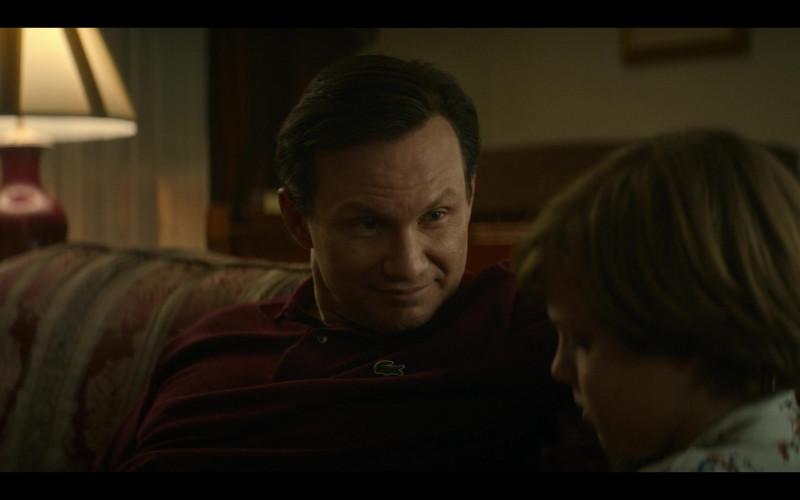 Christian Slater as Dan Wears Lacoste Polo Shirt in Dirty John Season 2 Episode 7 TV Show (1)
