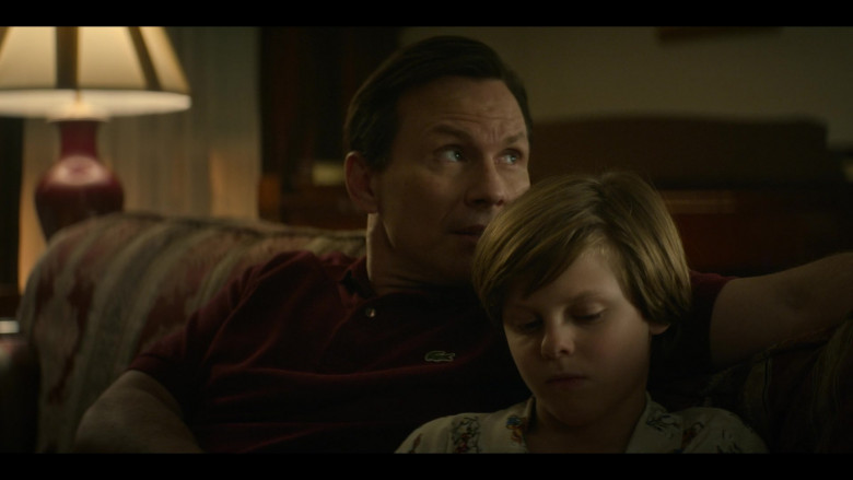 Christian Slater as Dan Wears Lacoste Polo Shirt in Dirty John Season 2 Episode 7 TV Show (2)