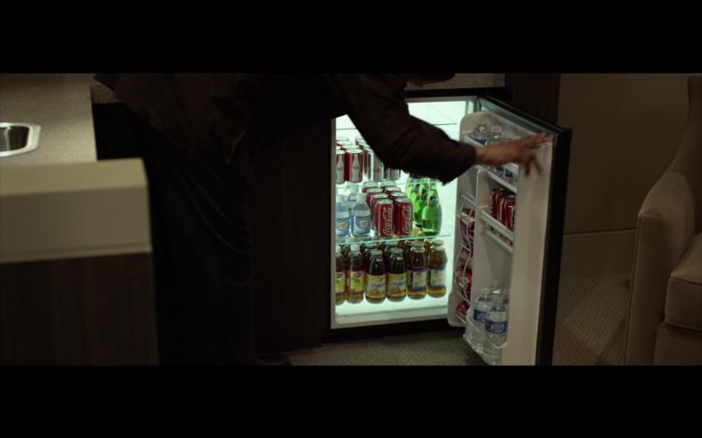 Coca-Cola, Diet Coke, Canada Dry, Perrier, Lipton, Snapple in Flight (2012)