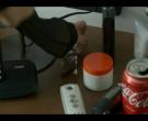 Coca-Cola Soda Can in Hanna S02E08 The List (2020)