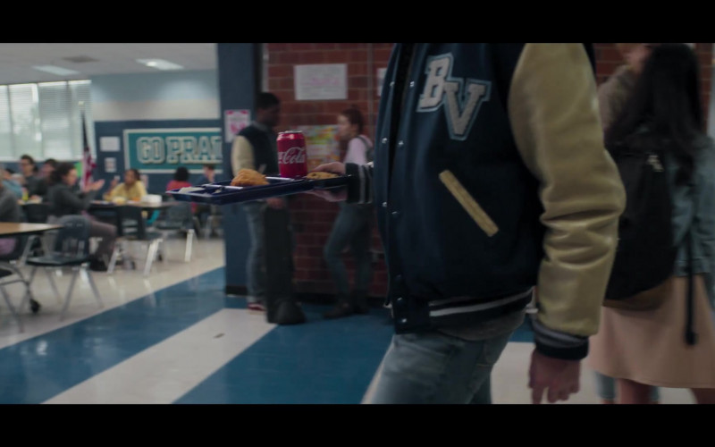 Coca-Cola Soda Can in Stargirl S01E10