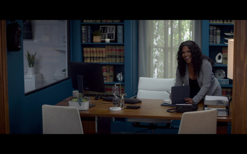 Dell All-In-One Computer Used by Nia Long in Fatal Affair (1)